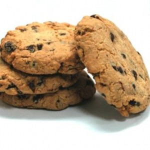 Recette de cookies au xylitol naturel de bouleau et au chocolat noir