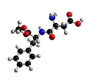 molecule aspartame danger